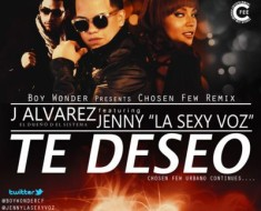 Te Deseo Remix