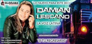 Damian Lescano – Si Tu Regresaras