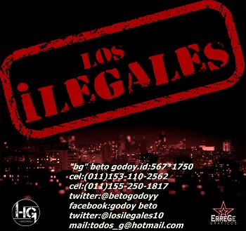 Los Ilegales