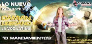 Damian Lescano – Diez Mandamientos