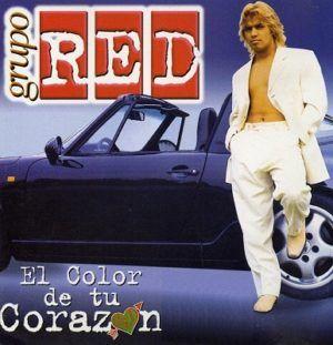 Cumbia del Recuerdo: Grupo Red – El Color De Tu Corazon (1997) @ 320
