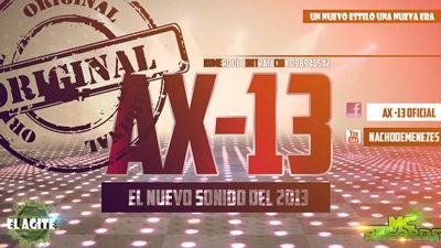 AX-13 - Perdon Amor