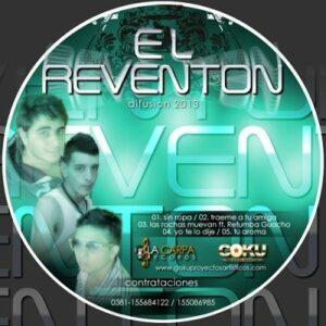 El Reventon – Difusion Mayo 2013 (x5)