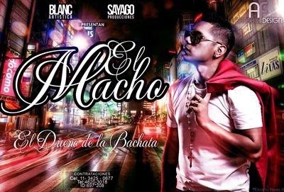 El Macho - La Culpable Eres Tu