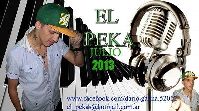 El Peka - Difusion Junio 2013 (x2)