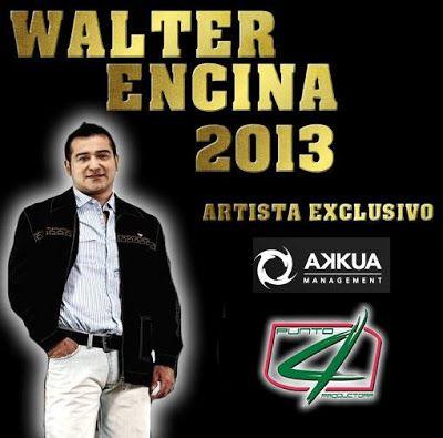 Walter Encina - Difusion Junio 2013 (x4)