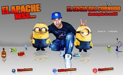 El Apache Ness - El Socio Del Cornudo
