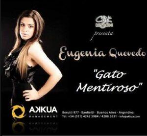 Eugenia Quevedo – Gato Mentiroso | Nuevo Tema Julio 2013