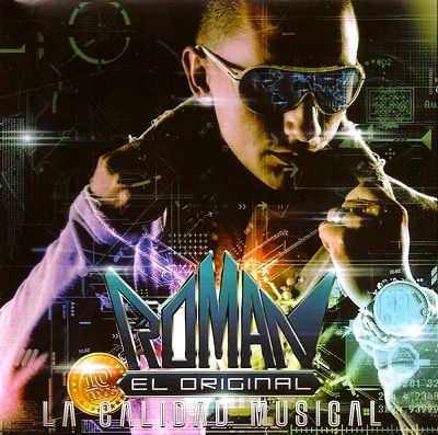 Roman El Original CD 2013