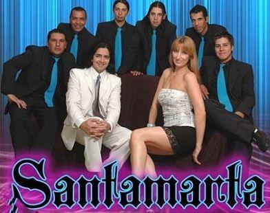 Santamarta - Solo Un Suspiro