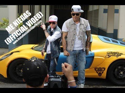 Baby Rasta y Gringo - Me Niegas (Official Video) | Baby Rasta & Gringo