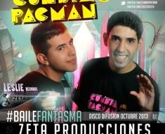 Cumbia Pacman y Shimmy Malcriado
