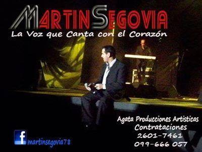 Martin Segovia