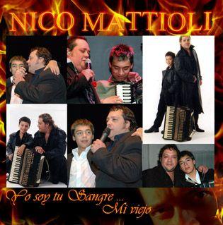 Nico Mattioli CD 2013