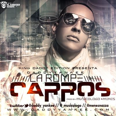 Daddy Yankee king daddy edition
