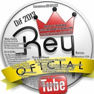 Rey Producciones – CD Difusion 2013