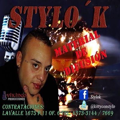 Stylo K CD Difusion