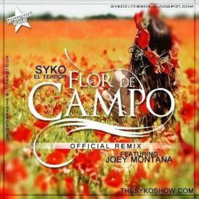 Syko El Terror y Joey Montana Flor De Campo Remix
