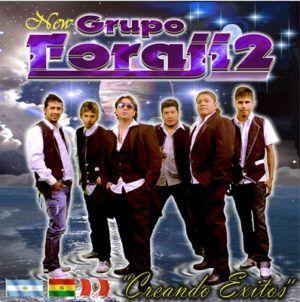 Grupo Foraji2 – Creando Exitos (2013)