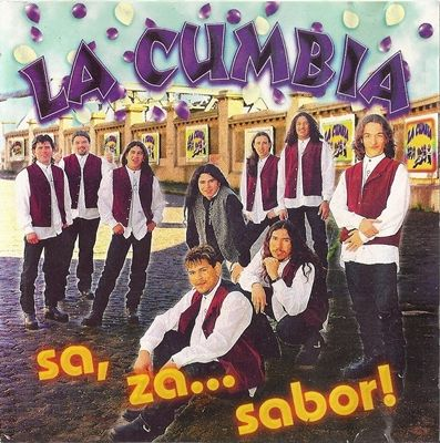 Cumbia Del Recuerdo: La Cumbia – Sa, Za… Sabor (1998)
