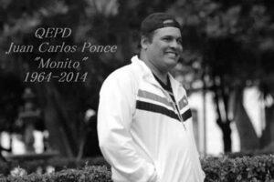 """Falleció Juan Carlos Ponce """"El Monito"""" de Yerba Brava"""