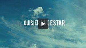 Grupo Play – Quisiera No Estar (Video + MP3)