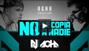 Agha Ft Nicky Jam – No Le Copia A Nadie