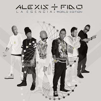 nuevo disco alexis y fido 2014