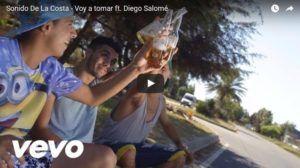 Sonido De La Costa Ft Diego Salome – Voy A Tomar (Video Oficial + MP3)