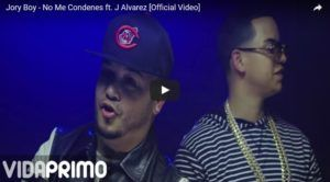 Jory Boy Ft. J Alvarez – No Me Condenes (Video Oficial + MP3)