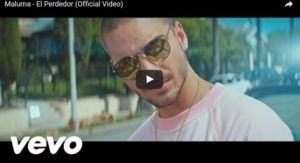 Maluma – El Perdedor (Video Oficial + MP3)