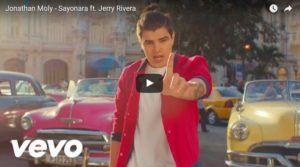 Jonathan Moly Ft Jerry Rivera – Sayonara (Video Oficial + MP3)