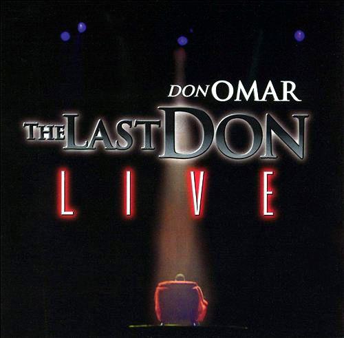 Don Omar – The Last Don Live (2 CD's) [2004] #CMF8Años