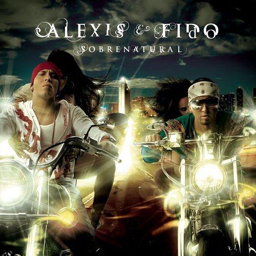 Alexis y Fido - Sobrenatural (CD 2007) #CMF8Años | Alexis y Fido