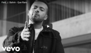 Feid Ft. J Balvin – Que Raro (Video Oficial + MP3)