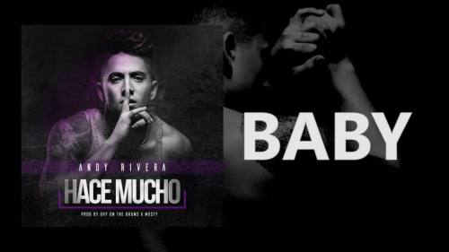 Andy Rivera - Hace Mucho (Video Lyric Oficial + MP3) | Andy Rivera