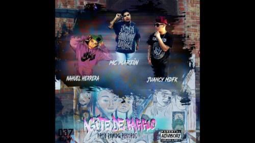 Agite De Barrio - Rap Villero | Agite De Barrio