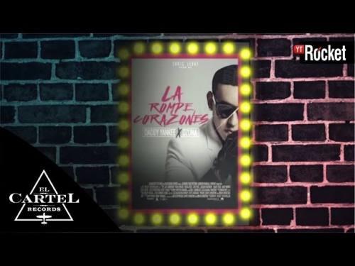 Daddy Yankee Ft. Ozuna - La Rompe Corazones (Video Lyric Oficial + MP3) | Daddy Yankee Ft Ozuna La Rompe Corazones