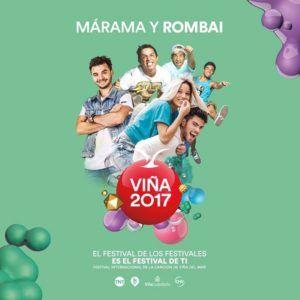 Marama y Rombai en Viña del Mar 2017 (HD – Completo)