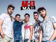 ax 13 nuevo cantante