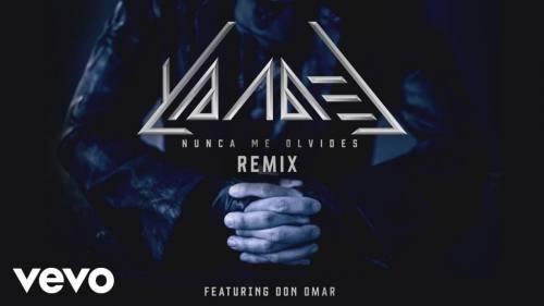 Yandel Ft. Don Omar - Nunca Me Olvides (Official Remix) | Don Omar