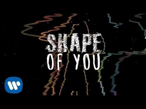 Ed Sheeran Ft. Zion y Lennox - Shape Of You (Latin Remix) Video Lyric Oficial | Shape Of You Latin Remix