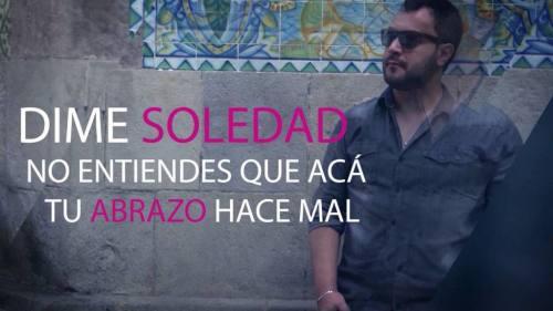 Lucas Sugo - Se Enamoró De Mí La Soledad (Video Lyric Oficial + MP3) | Lucas Sugo 2017