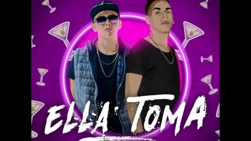 El Lukeo Ft El Nikko DJ - Ella Toma (Video Lyric Oficial + MP3) | Remix