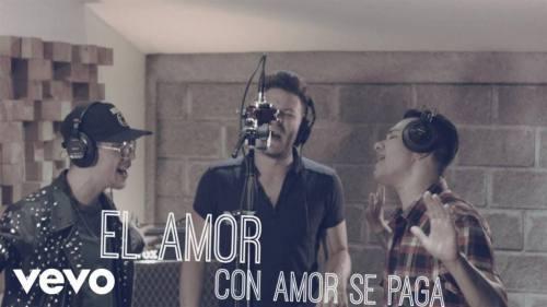 Gusi Ft. Pasabordo - Amor Con Amor Se Paga (Versión Urbana) | Pasabordo