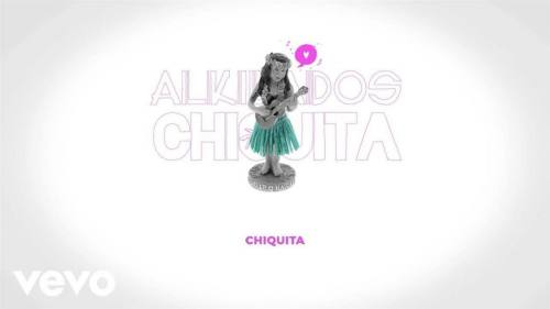 Alkilados - Chiquita (Video Lyric Oficial + MP3) | Alkilados