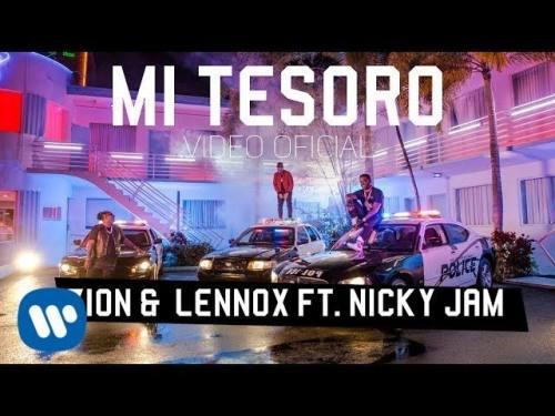 Zion y Lennox Ft. Nicky Jam - Mi Tesoro (Video Oficial) | Zion y Lennox