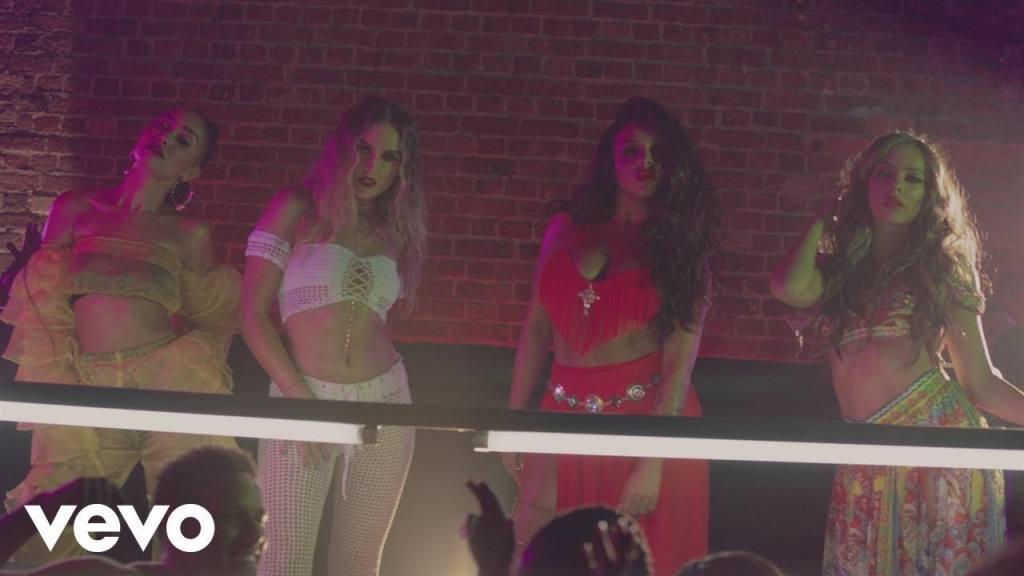 CNCO ft Little Mix – Reggaeton Lento (Video Oficial)