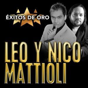 Leo y Nico Mattioli – Exitos de Oro (CD 2017)