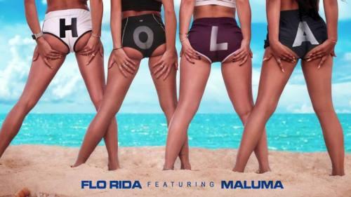 Flo Rida y Maluma